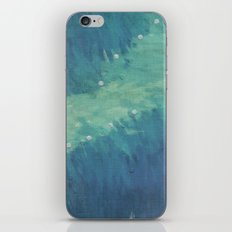 Gray Whale iPhone & iPod Skin