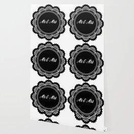 Mr & Mrs Wallpaper