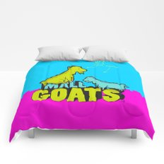 Mall Goats Comforters