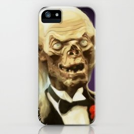 Crypt Keeper iPhone Case