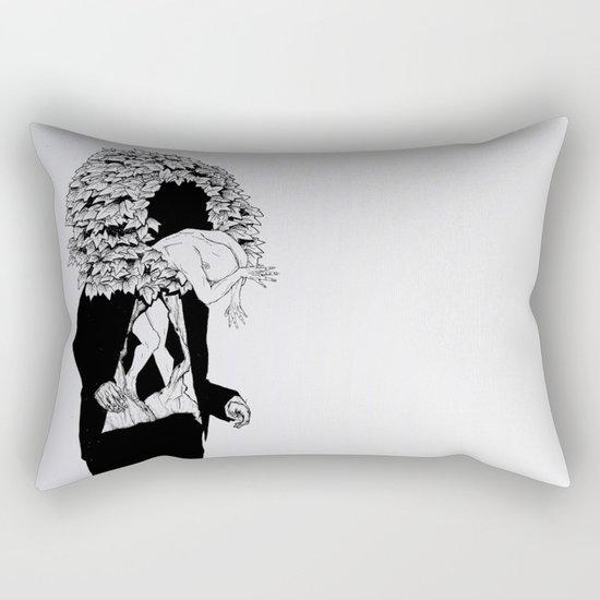 home sweet home 01 Rectangular Pillow
