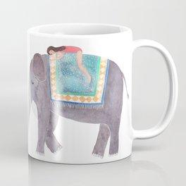 I love you, elephant Coffee Mug
