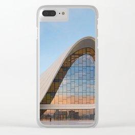 Zaha H A D I D | architect | Heydar Aliyev Center Clear iPhone Case