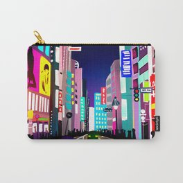 渋谷 Carry-All Pouch