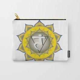 Solar Plexus Chakra Carry-All Pouch