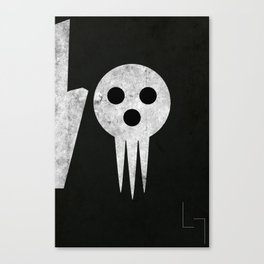 Shinigami-Sama Canvas Print