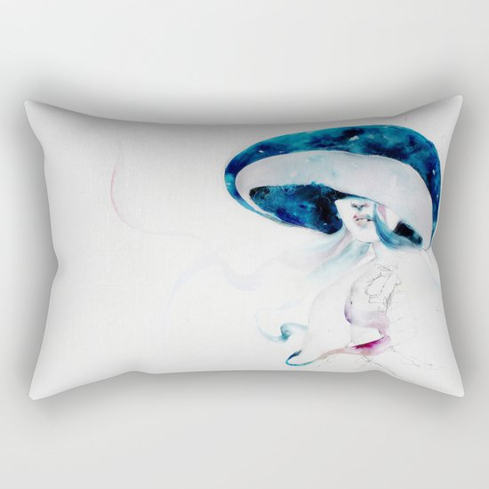 jellyfish Rectangular Pillow