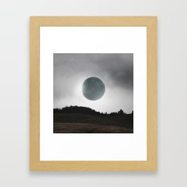 Light Awaits Framed Art Print