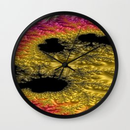 Disbelieving Incisor 7 Wall Clock
