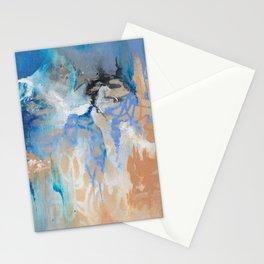 Blue Monday - by Jenny Bagwill Stationery Cards