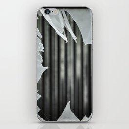 Broken Butterfly iPhone Skin