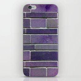 Stonewall Amethyst iPhone Skin
