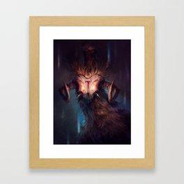 Kuker I Framed Art Print