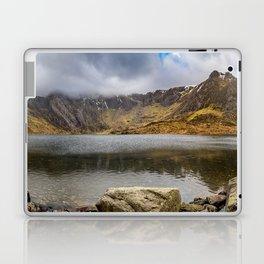 Lake Idwal Winter Laptop & iPad Skin