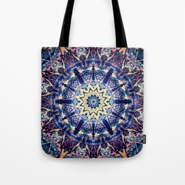 Radiant Discovery Tote Bag