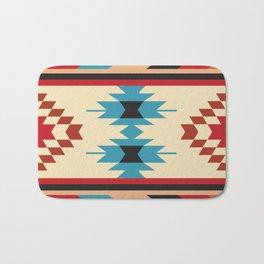 American Native Pattern No. 37 Bath Mat