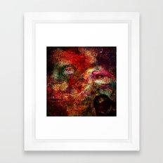 Spirits Residual (With Ganech Joe) Framed Art Print