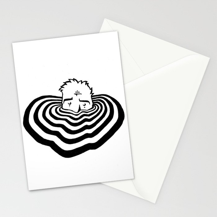 Ripples #2 Stationery Cards