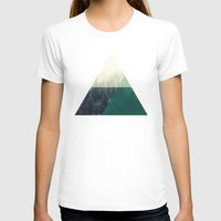 the mountains are calling T-shirts featuring The Mountains are Calling by Tiffani Angelone