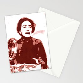 Joan Crawford - Aaaahhhh!!! - Pop Art Stationery Cards