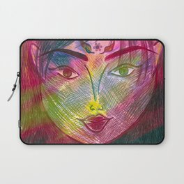 Daughter of the Mirror Laptop Sleeve