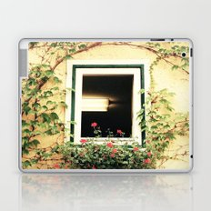 Window and ivy Laptop & iPad Skin