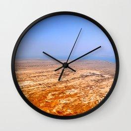 Masada Wall Clock