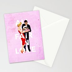 All Is Fair In Love Stationery Cards