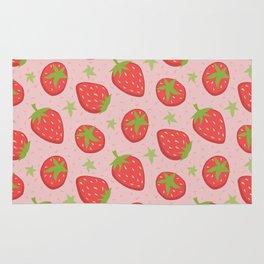 Strawberry Indulgence Rug