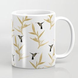 Hummingbird & Flower II Coffee Mug