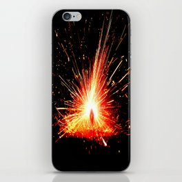 Theory of Combustion iPhone Skin