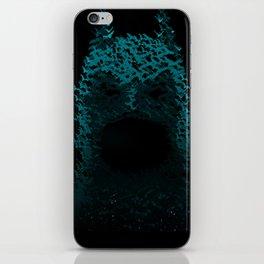 Dark Rising iPhone Skin