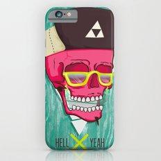 Hell Yeah Skull 2 Slim Case iPhone 6s