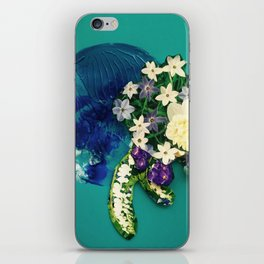Garden Circle - Jade iPhone Skin