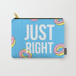 Just right donuts! Carry-All Pouch