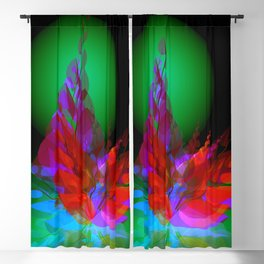 my fantasy flower -102- Blackout Curtain