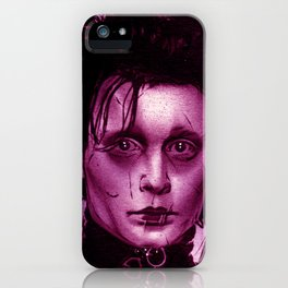 Edward iPhone Case