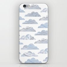 Cute cloud iPhone Skin