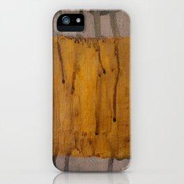 Manchas iPhone Case