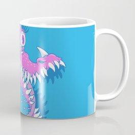 One Eyed Bubblegum Beast Coffee Mug