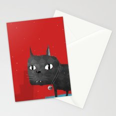 Mystical Cat Stationery Cards