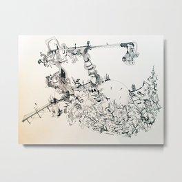 Landscape - 3 Metal Print