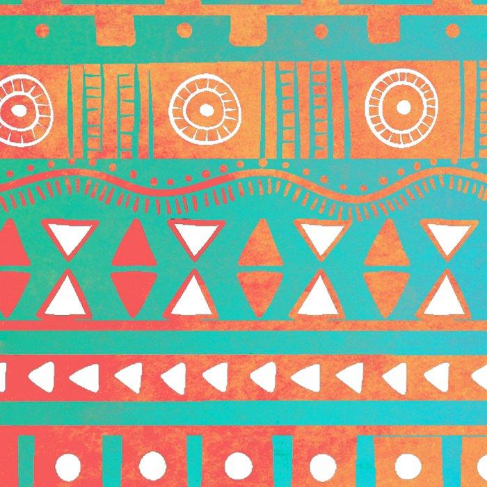 Inspired Aztec Pattern 2 Leggings