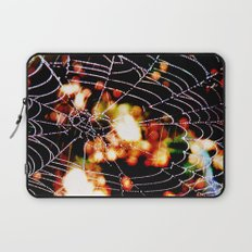 spider love Laptop Sleeve