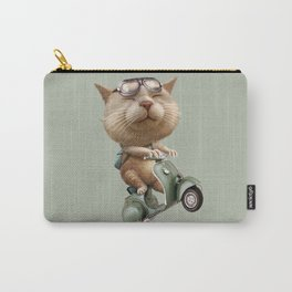 RUNAWAY CAT Carry-All Pouch