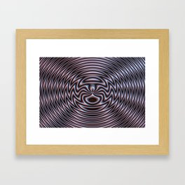 Bronze Spider Framed Art Print