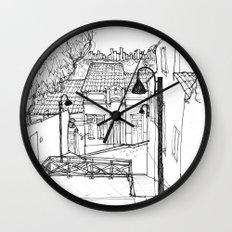 Olinda II Wall Clock