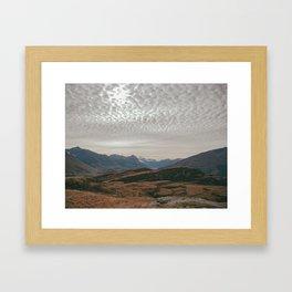 Landscapes of the Mind Framed Art Print