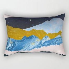 Golden View Aventure Rectangular Pillow