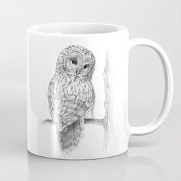 The Ural Owl Coffee Mug